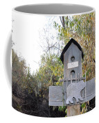 The Birdhouse Kingdom - The Loggerhead Shrike Coffee Mug