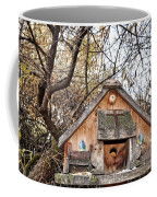 The Birdhouse Kingdom - The Purple Martin Coffee Mug