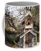 The Birdhouse Kingdom - The Red Crossbill Coffee Mug