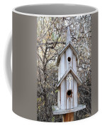 The Birdhouse Kingdom - The Western Wood-pewkk Coffee Mug