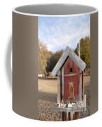 The Birdhouse Kingdom - Western Bluebird Coffee Mug