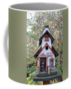 The Birdhouse Kingdom -the Pygmy Nuthatch Coffee Mug