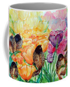 The Birds Of Spring Shower Blessings On You Coffee Mug