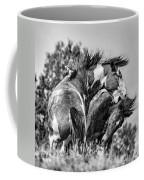 The Bite Painted Coffee Mug