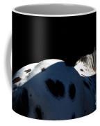 The Black And The Light Coffee Mug
