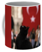The Black Cat Coffee Mug