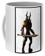 The Black Knight... Coffee Mug