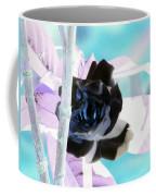 The Black Rose Coffee Mug