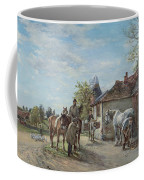 The Blacksmith Coffee Mug