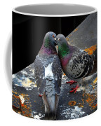 The Bliss Of A Kiss Coffee Mug
