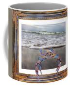 The Blue Crab Coffee Mug