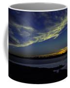 The Blue Hour Sunset Coffee Mug