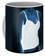 The Blue Lady Coffee Mug
