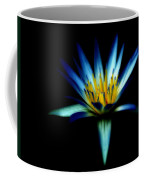 The Blue Lotus Of Egypt Coffee Mug