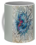 The Blue Mirage Coffee Mug