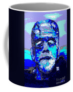 The Blue Monster Coffee Mug