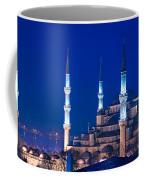 The Blue Mosque - Istanbul Coffee Mug