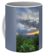 The Blue Ridge Mountains Coffee Mug