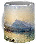 The Blue Rigi - Sunrise Coffee Mug