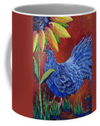 The Blue Rooster Coffee Mug