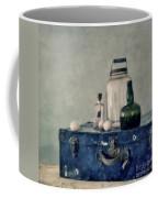 The Blue Suitcase Coffee Mug