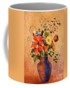 The Blue Vase Coffee Mug