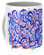 The Blueberry Patch Coffee Mug