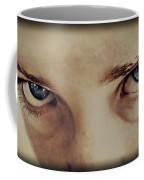 The Blues Coffee Mug by Susan Leggett