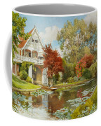 The Boathouse Coffee Mug by Alfred Parsons