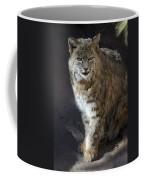 The Bobcat Coffee Mug by Saija  Lehtonen
