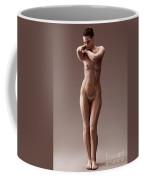 The Body Systems Female Coffee Mug