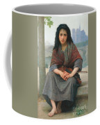 The Bohemian Coffee Mug by William Adolphe Bouguereau