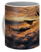 The Bomber Age  Coffee Mug