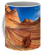 The Bone Yard In The North Coyote Buttes Coffee Mug