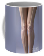 The Bones Of The Legs Female Coffee Mug