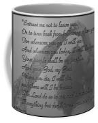 The Book Of Ruth Coffee Mug