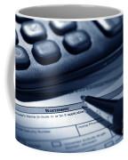 The Borrower  Coffee Mug