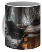 The Boss's Chair  Coffee Mug