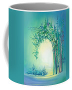 The Boundary Bush Coffee Mug