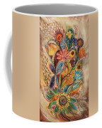 The Bouquet Of Life Coffee Mug