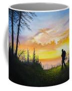 The Bowhunter Coffee Mug