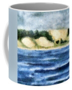 The Bowl - Dunes Study Coffee Mug