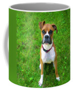 The Boxer Coffee Mug