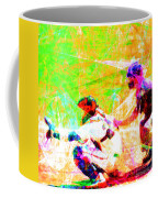 The Boys Of Summer 5d28228 The Catcher Square Coffee Mug
