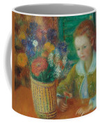 The Breakfast Porch Coffee Mug by William James Glackens
