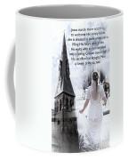 The Bride Of Christ Coffee Mug