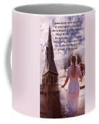 The Bride Of Christ Poem By Kathy Clark Coffee Mug