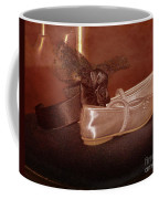 The Bridesmaid's Shoes Coffee Mug by Terri Waters
