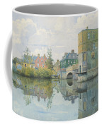 The Bridge At Saint Ives Coffee Mug