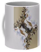 The Bridge Between The Deserts Coffee Mug